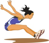 Athletic Track and Fie...